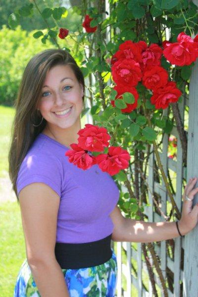 senior pic #2