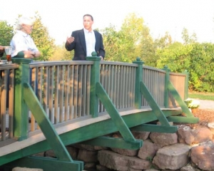 Bridge Dedication